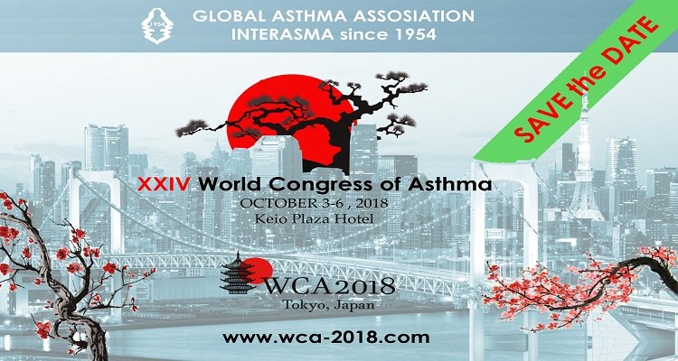 World Congress of Asthma 2018